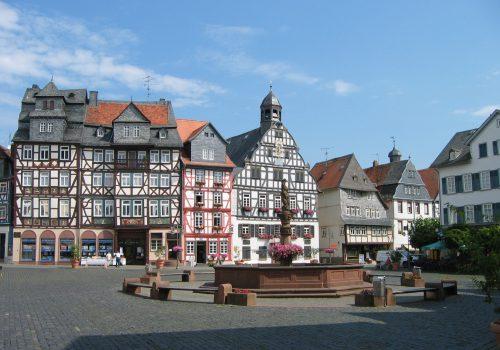 Umzüge in Butzbach