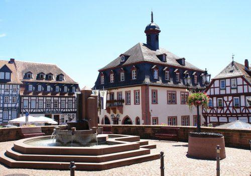 Umzüge in Gelnhausen