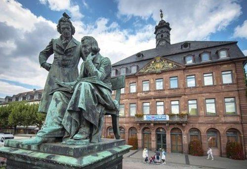 Umzüge in Hanau