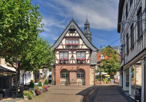 Umzüge in Hofheim