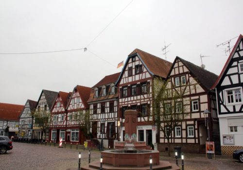 Umzüge in Nidderau